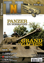 Trucks & Tanks n°29 : Panzer en Normandie