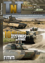 Trucks & Tanks n°54 : Les 10 meilleurs main battle tanks du monde